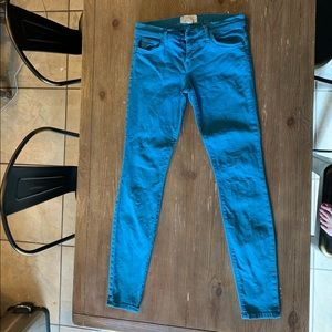 Current/Elliott Jeans - Current/Elliott The Ankle Skinny size 27